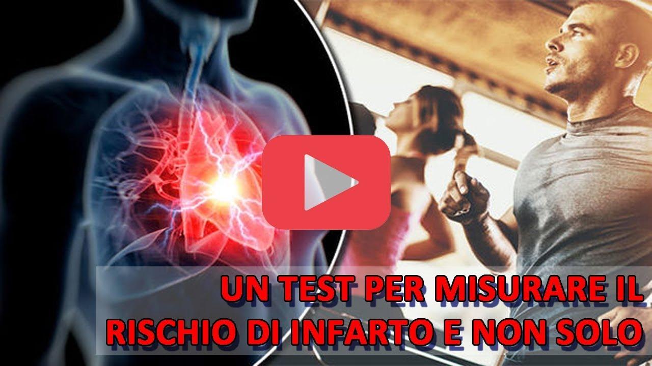 Un test per il rischio di infarto e non solo