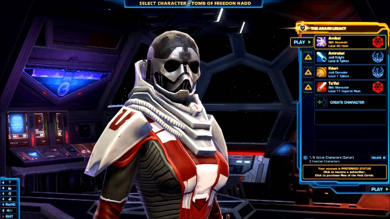 star wars old republic security key activation code
