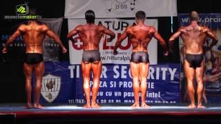 Man Ionut Florin - Campion National Fitness Masculin - Tg Mures 2012