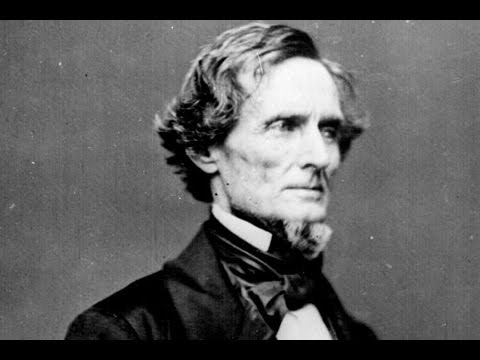 The Tragic Life of Jefferson Davis