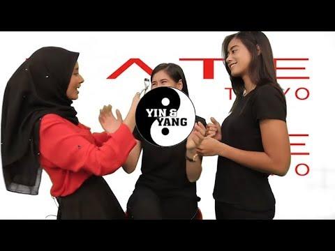 Yin & Yang - E Main Make-Up? Rare! Feat. Anis Lembughini