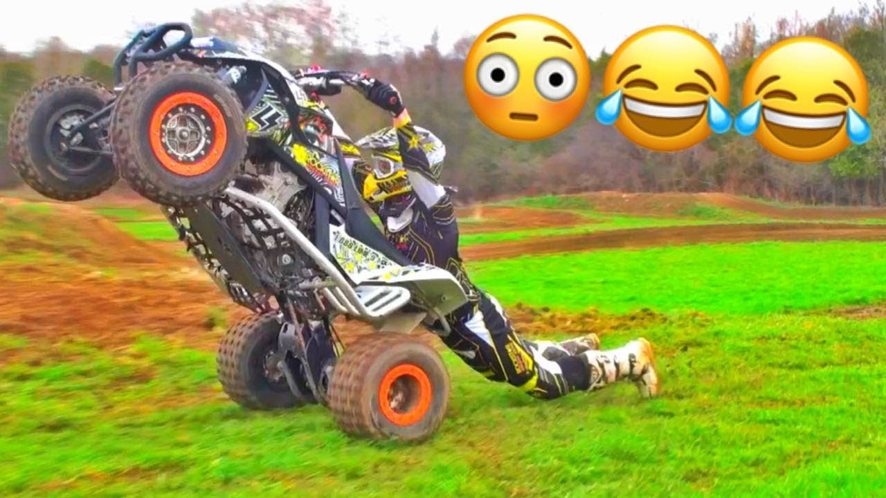 Quad GOON Riding! - YouTube