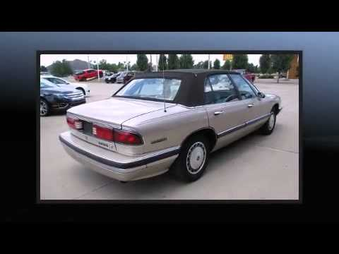 Lewis Ford Fayetteville Ar >> 1993 Buick LeSabre in Fayetteville, AR 72703 - YouTube
