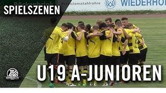 Borussia Dortmund U19 - AS Rom U19 (EMKA RUHR-CUP 2017)