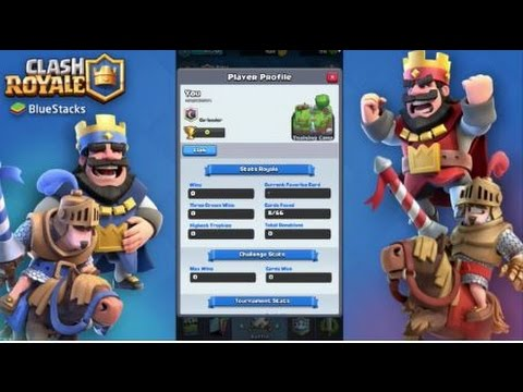 JOINING CLANS AS LEVEL ONE - Clash Royale Hack/Glitch/Bug January 2017