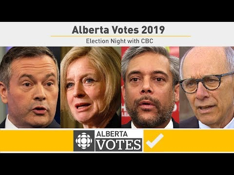 Alberta Votes 2019: Election Night with CBC
