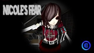 SCARY ANIME GIRL CHASED ME!! - Nicoles Fear - Horror Game