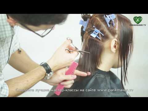 Наращивание на тонкие не объёмные волосы