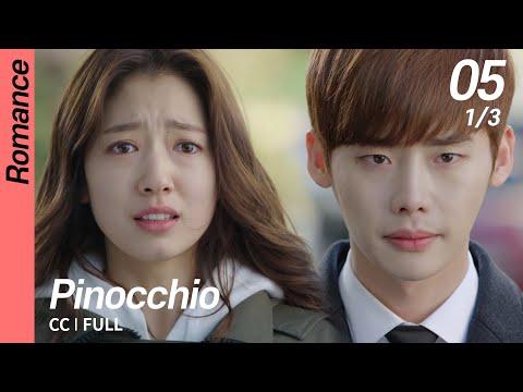 [CC/FULL] Pinocchio EP05 (1/3) | 피노키오