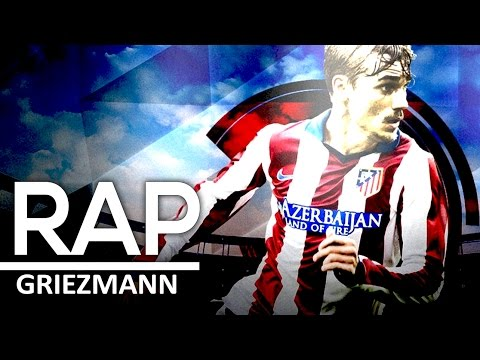 RAP DO GRIEZMANN | ATLETICO DE MADRID | TRIBUTO 37º | KANHANGA SPORTRAP