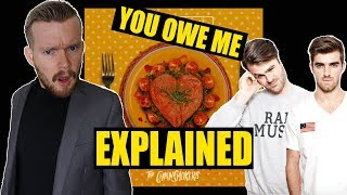 "Chainsmokers' ""You Owe Me"" Is Trying Too Hard 