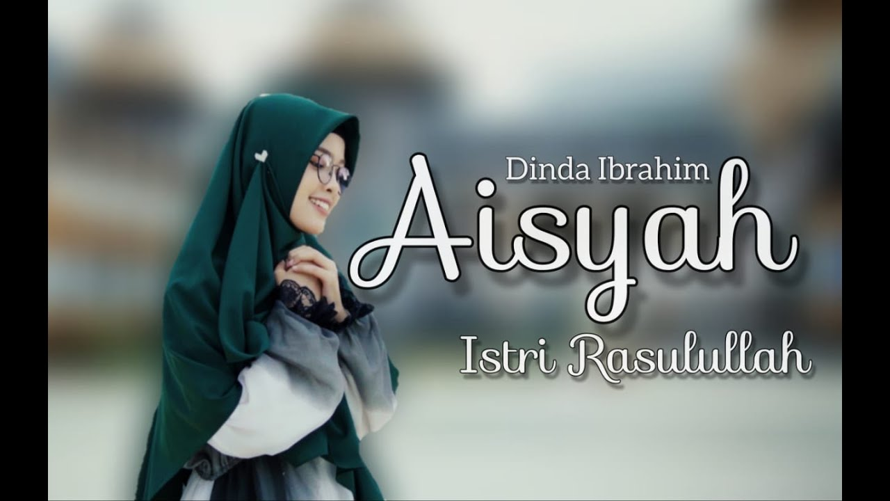 "Mr Bie - AISYAH ISTRI RASULULLAH Cover by Dinda Ibrahim | Lagu Asal Projector Band ""Aisyah"""