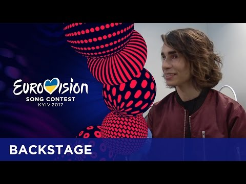 Isaiah (Australia): 'I'm going to feel the energy of the room!'