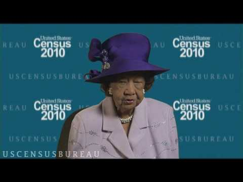 2010 Census Message: Dorothy Height