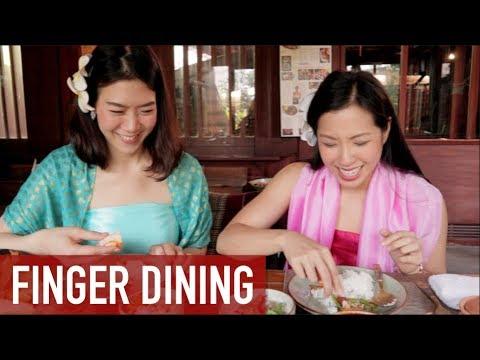 Finger Dining & Royal Thai Cuisine in Bangkok - Ruen Mallika