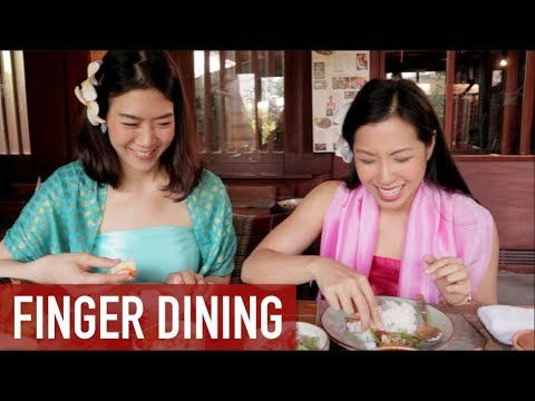 Finger Dining & Royal Thai Cuisine in Bangkok – Ruen Mallika