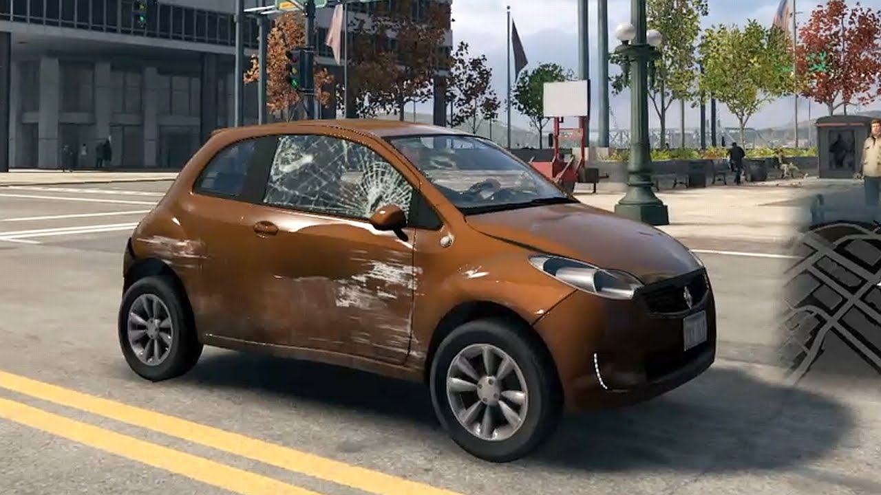 Watch Dogs Drive Cars