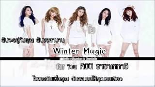 [Karaoke/Thaisub] KARA - Winter Magic