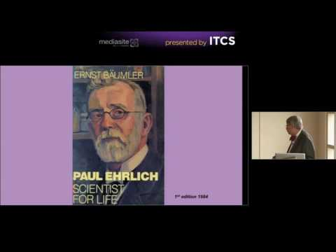 Paul Ehrlich: His Contributions to Medical Science and Therapy