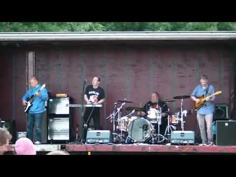 White Room (Cream Cover): The Paul Jeffery Band