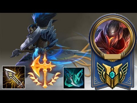Yasuo Montage 37 - Best Yasuo Plays | League Of Legends Mid thumbnail