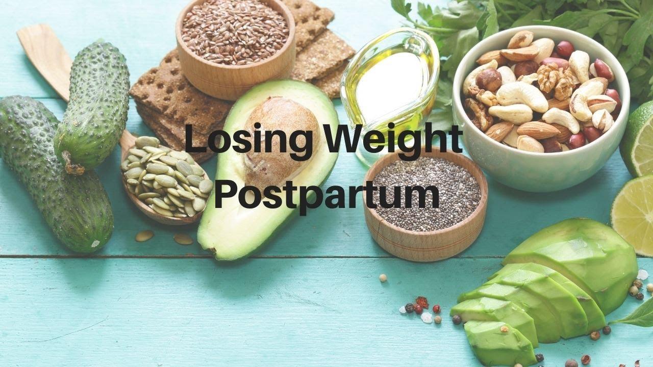 Losing Weight Postpartum