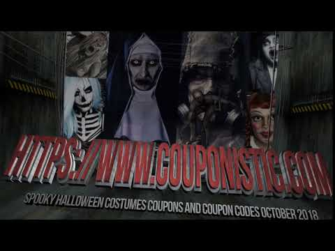 Spooky Halloween Costumes Coupons And Coupon Codes ...