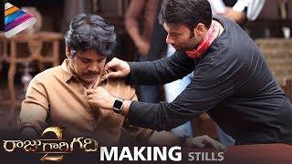 Raju Gari Gadhi 2 Making | #RGG2 Working Stills | Nagarjuna | Samantha | Seerat Kapoor