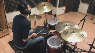 It's My Life Drum Cover - Big Band Version by Paul Anka