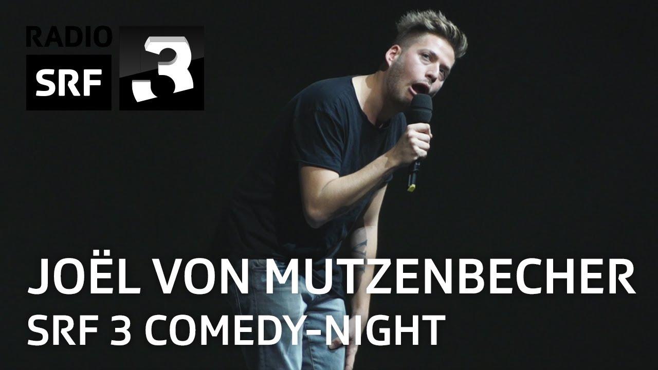 Joël von Mutzenbecher: «So haben Lo & Leduc 079 geschrieben» | Comedy Night  | Radio SRF 3