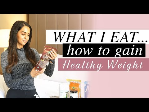 Vegan Diet How To Gain Healthy Weight With A High Metabolism (NEW)