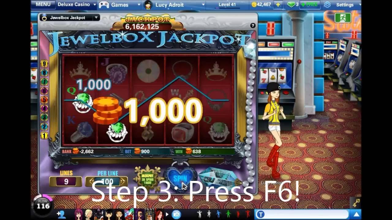 Cheat Casino Games