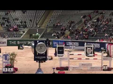 CSI5*W Oslo - Kevin Staut & S&L Through the looking glass - 1.50m barrage - 2017