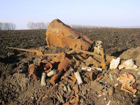 Раскопки в полях Второй Мировой Войны Фильм 11/Excavation in fields of World War II the Film 11