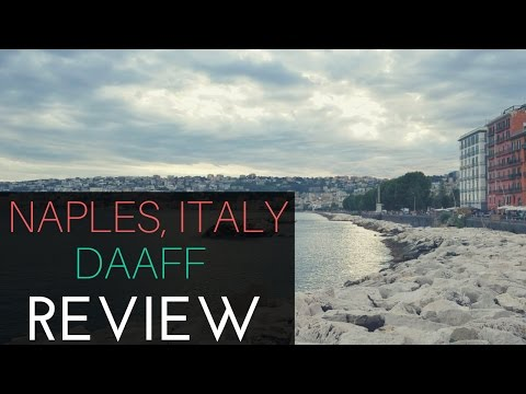 Naples Review - Naples Underground, Bourbon Tunnel, Museums and more! (Day 6) - vlog