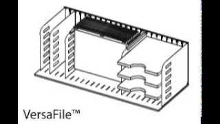 Versafile Desktop Organizer