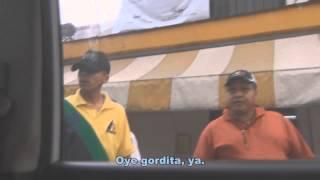 Secuestro express en el Aeropuerto Internacional de la Ciudad de México (AICM)