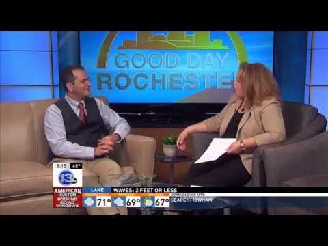 RIT on TV: RIT Astronomy professor talks Black Holes on WUHF
