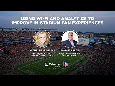National Football League and Extreme Networks Extend Partnership...