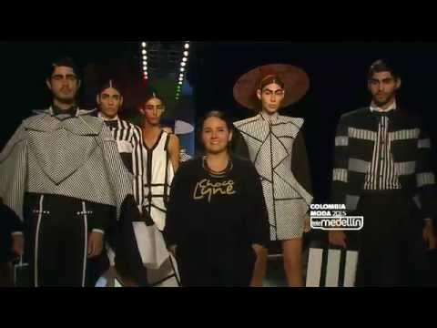 Colombia Moda 2015 - Jóvenes Creadores Chocolyne - Colegiatura.