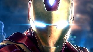 Marvel vs Capcom Infinite All Trailers so far | MVC Infinite Gameplay + Cinematic (2017)