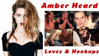 Boys and Girls Who Amber Heard Has Slept With