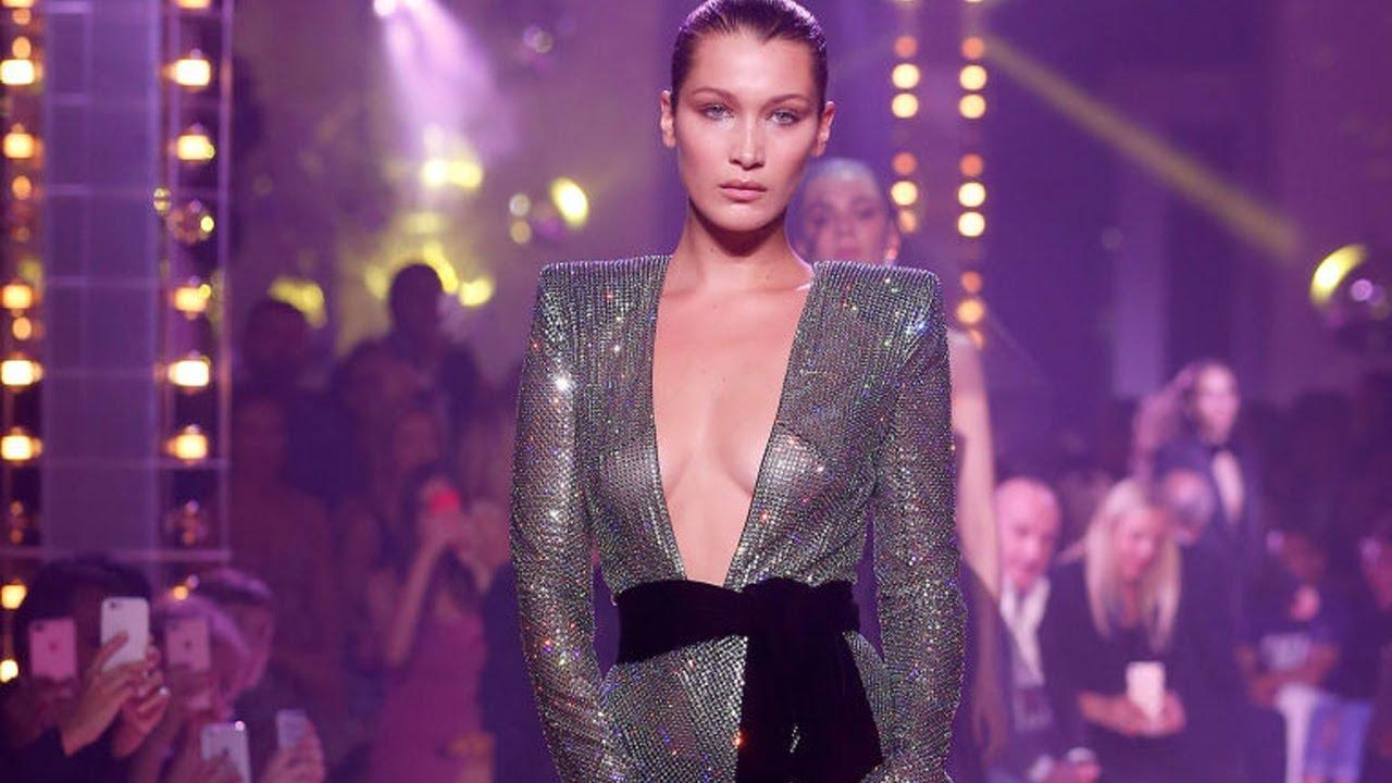 Wardrobe malfunction at fashion show video videos 17
