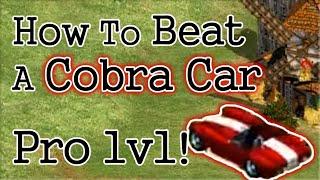 How To Beat Cobra Car!? Pro vs Cheat Code!