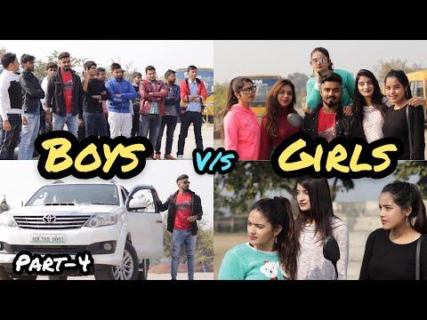 Boys vs Girls | College Life || HALF ENGINEER