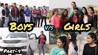 Boys vs Girls | College Life || HALF ENGINEER