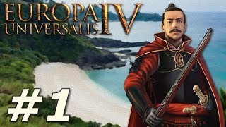 Europa Universalis IV | The Three Mountains - Part 1