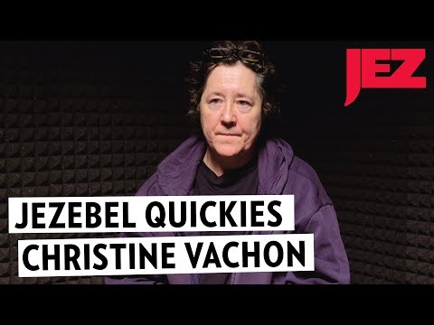 3 Minutes with Christine Vachon - Jezebel Quickies
