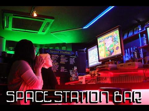SPACE STATION OSAKA BAR & Got Faded Japan ep 230!