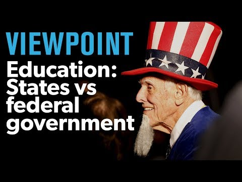 States vs federal government in education reform –interview with Chris Minnich | VIEWPOINT